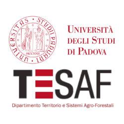 Università degli Studi di Padova – TESAF